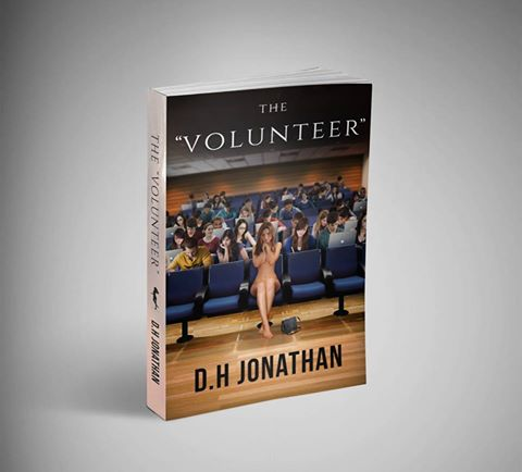 Volunteer book promo