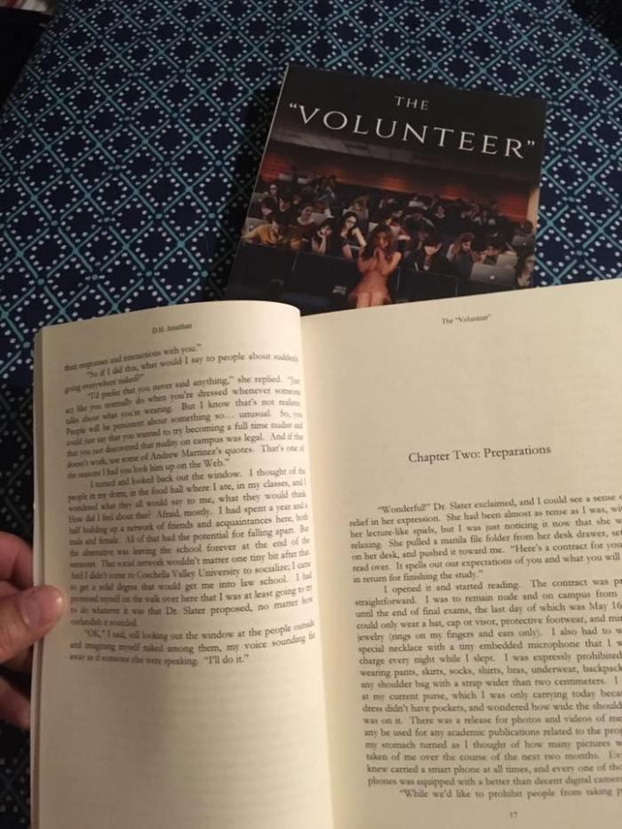 Paperback Volunteer